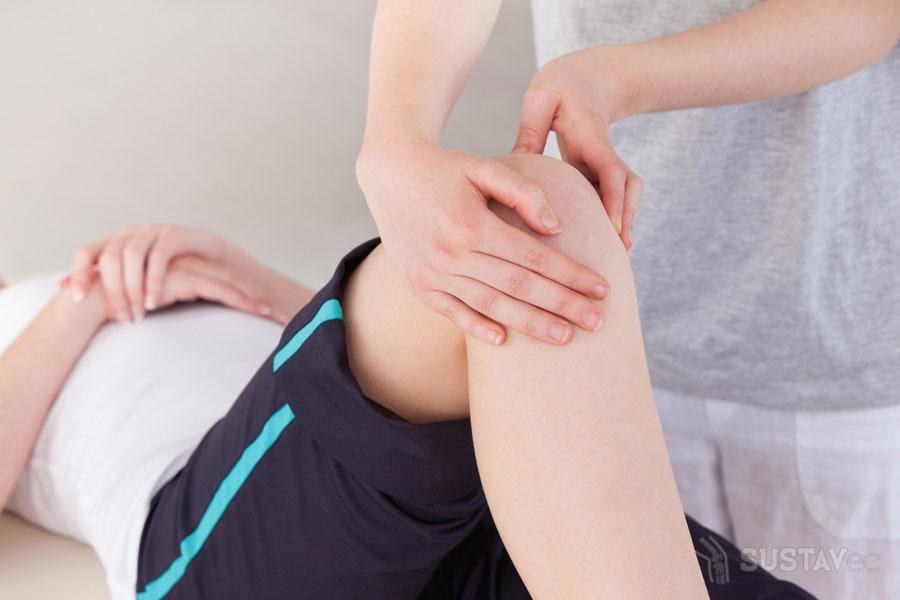 Лечение скопления жидкости в коленном суставе 2-3