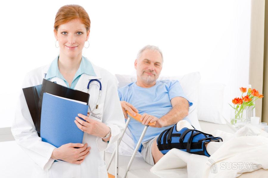 Реабилитация после операции по артроскопии коленного сустава 3-2