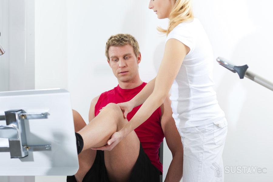 Реабилитация после операции по артроскопии коленного сустава 3-3