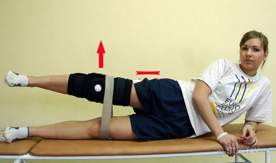 Реабилитация после операции по артроскопии коленного сустава 3-7