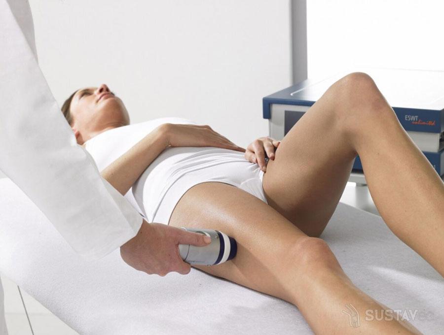 Физиопроцедуры при артрозе коленного сустава: лучшие техники 4-6