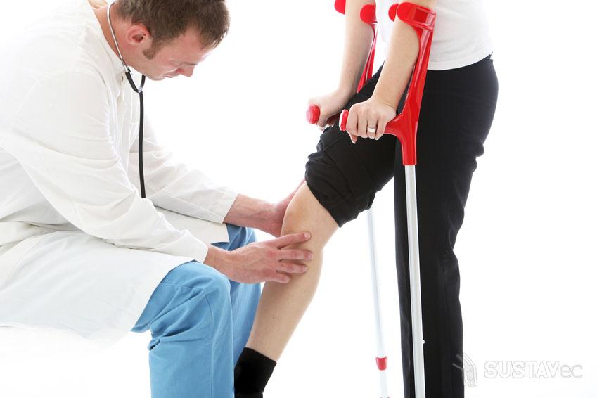 Лечение гемартроза коленного сустава после травмы 5-4