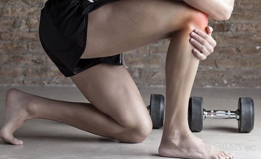 Киста Бейкера коленного сустава: размеры для операции 7-6