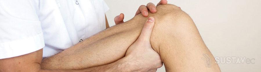 Болит мениск в колене что делать