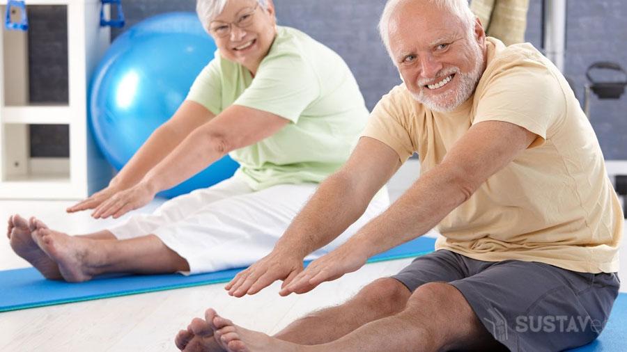 Как укрепить коленный сустав: правильное питание и гимнастика 31-4