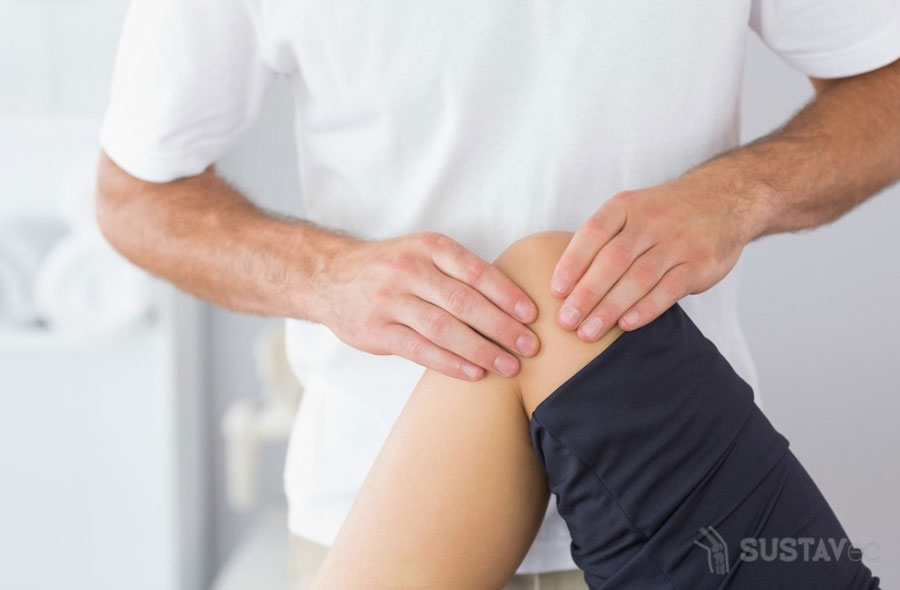 Как лечить растяжение связок коленного сустава: консервативное или народное лечение? 68-2