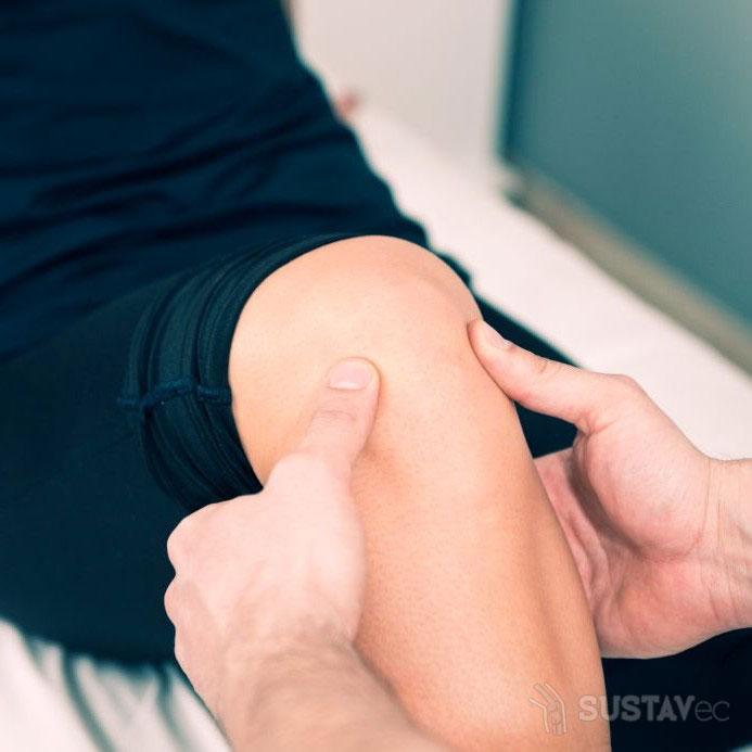 Симптомы и лечение повреждения связок коленного сустава 78-2