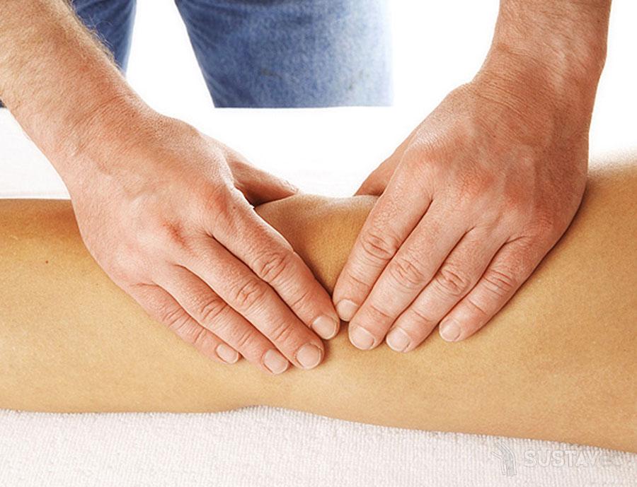 Массаж при артрозе коленного сустава: 6 упражнений 80-3