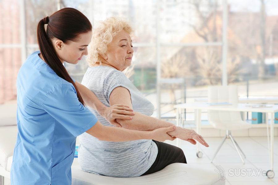 Что делать если болит рука от плеча до локтя 2-5