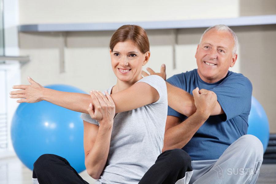 4 простых техники упражнений при артрозе локтевого сустава 35-1