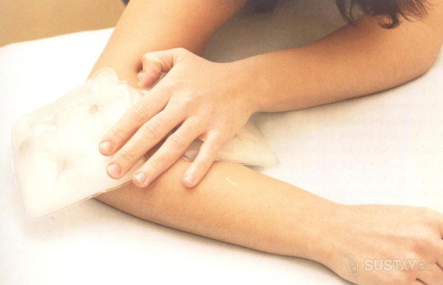 Что делать если болит локоть правой руки при нагрузке? 36-8