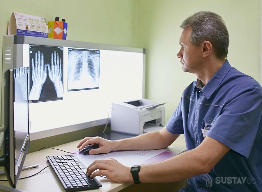 Процедура рентгена локтевого сустава 37-4