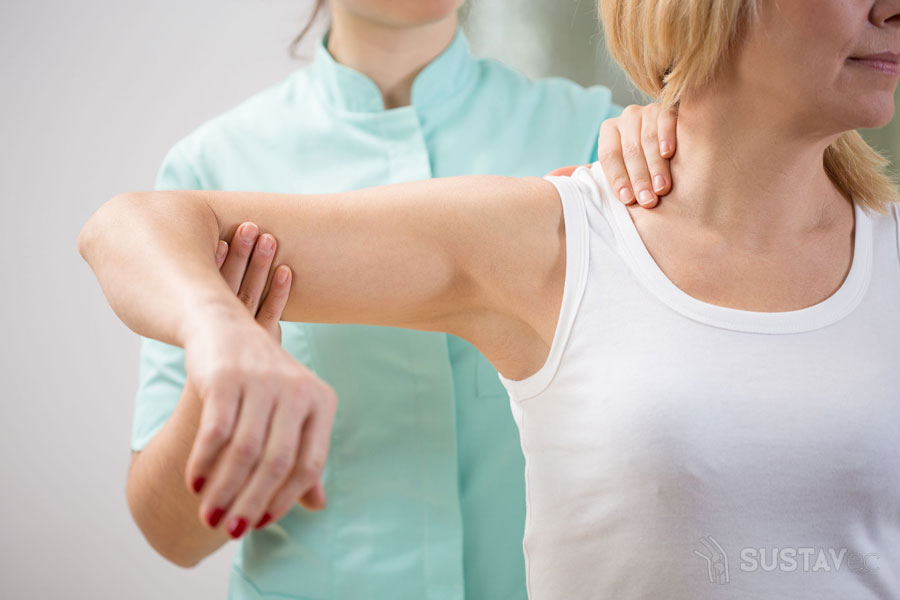Что такое контрактура локтевого сустава? 38-5