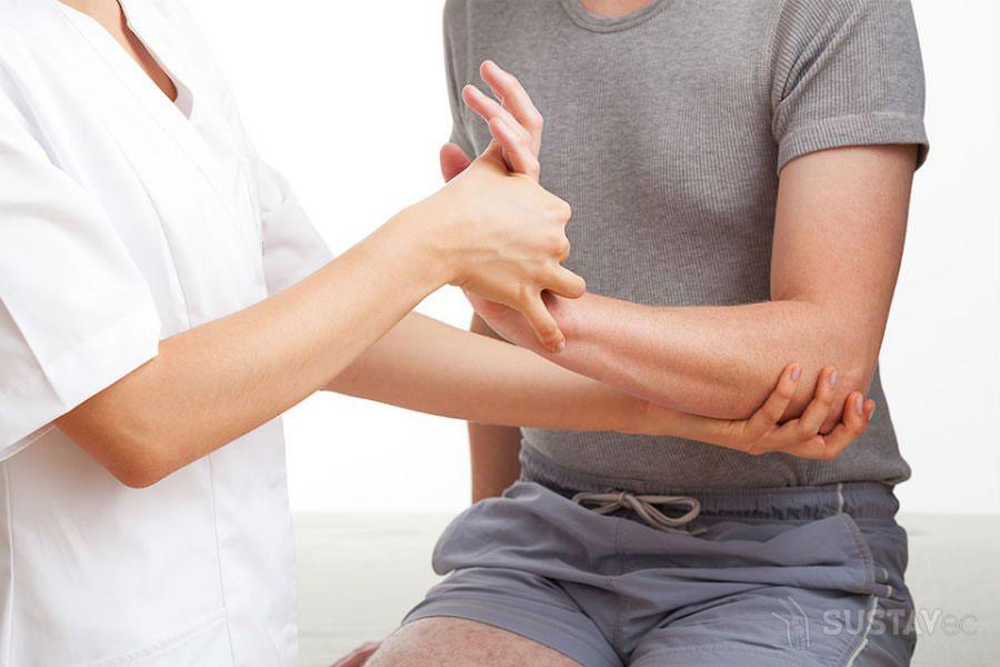 Симптомы и лечение эпикондилита локтевого сустава 4-2
