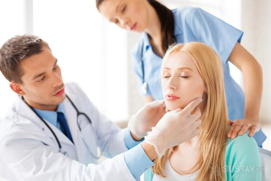 Назначение локтевых лимфоузлов 44-7