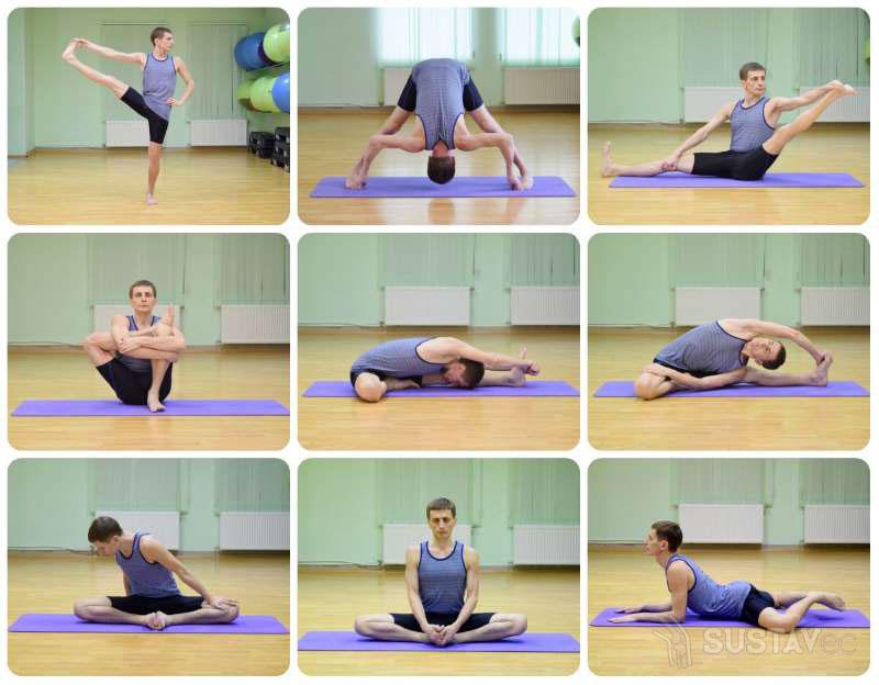 Комплекс упражнений для разработки локтевого сустава после перелома 45-3