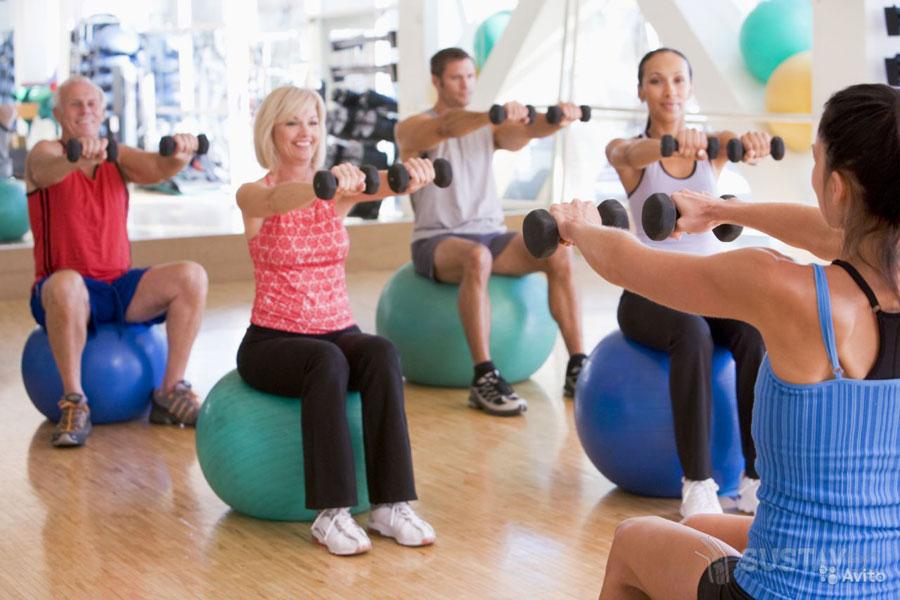 Комплекс упражнений для разработки локтевого сустава после перелома 45-4