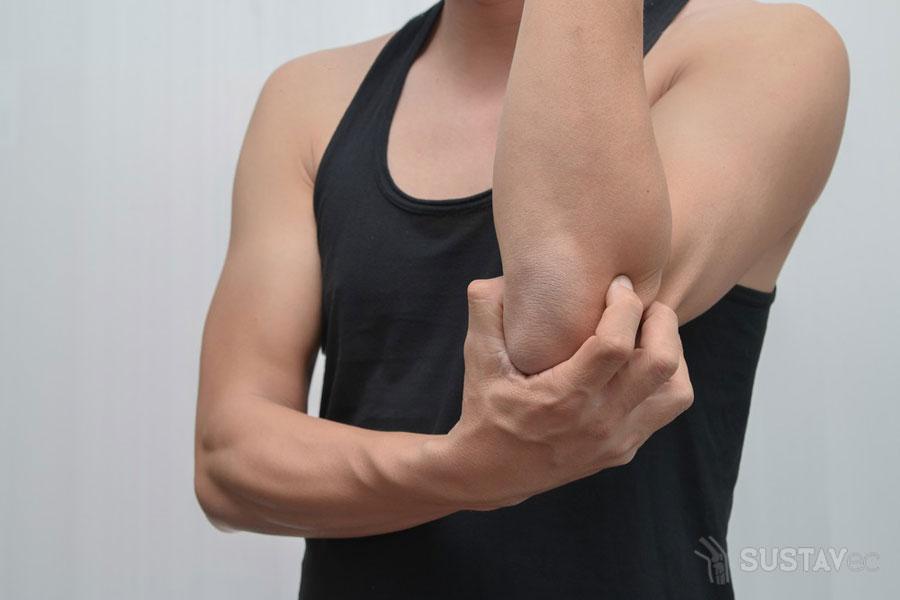 Причины и симптомы воспалений локтевого сустава 50-5
