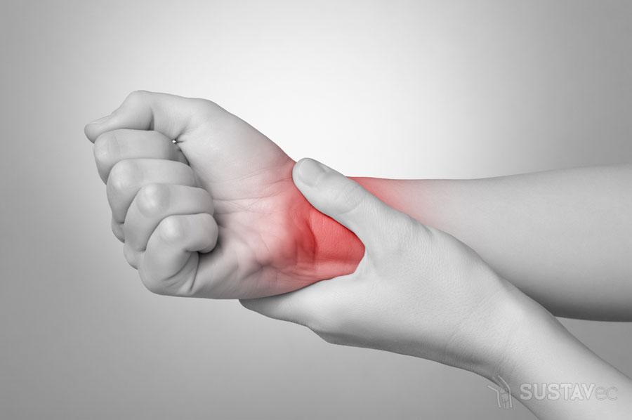 Причины болей в руке от локтя до кисти 56-3