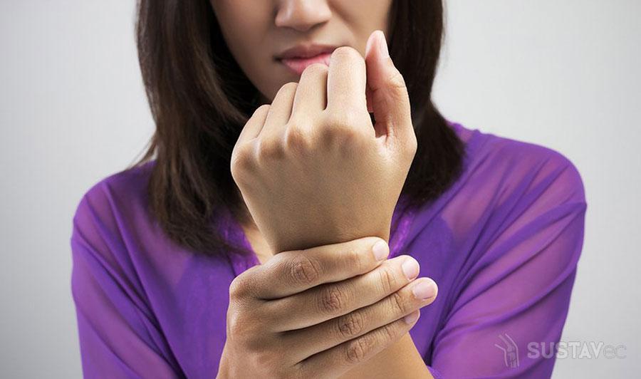 Причины болей в руке от локтя до кисти 56-4