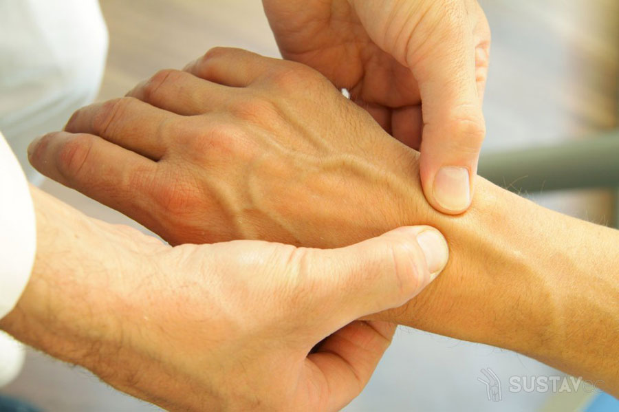 Причины болей в руке от локтя до кисти 56-7