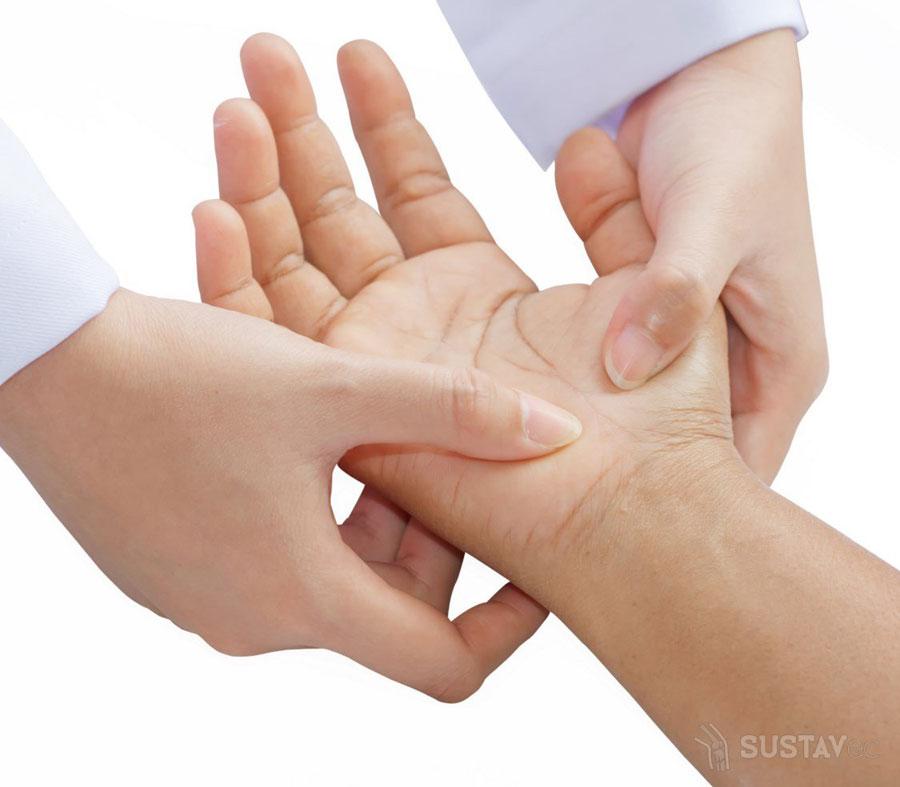 Как лечить защемление локтевого нерва 58-4