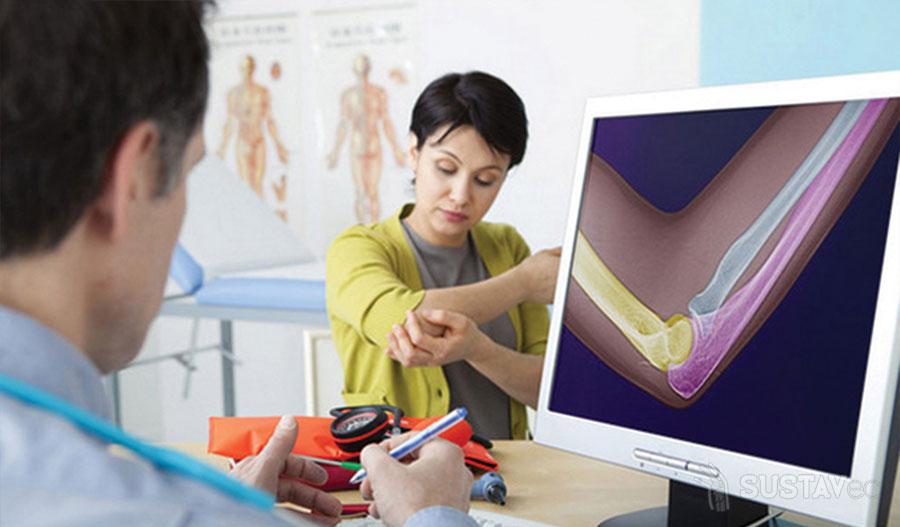 Симптомы и лечение растяжения связок локтевого сустава 59-3