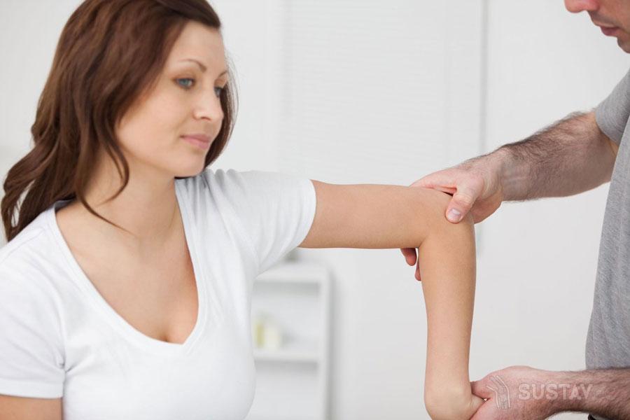 Симптомы и лечение растяжения связок локтевого сустава 59-7